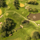 Golf Course Aerial Video